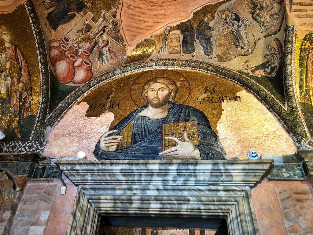 Museo Karirye Chiesa di Chora I quartieri di Istanbul
