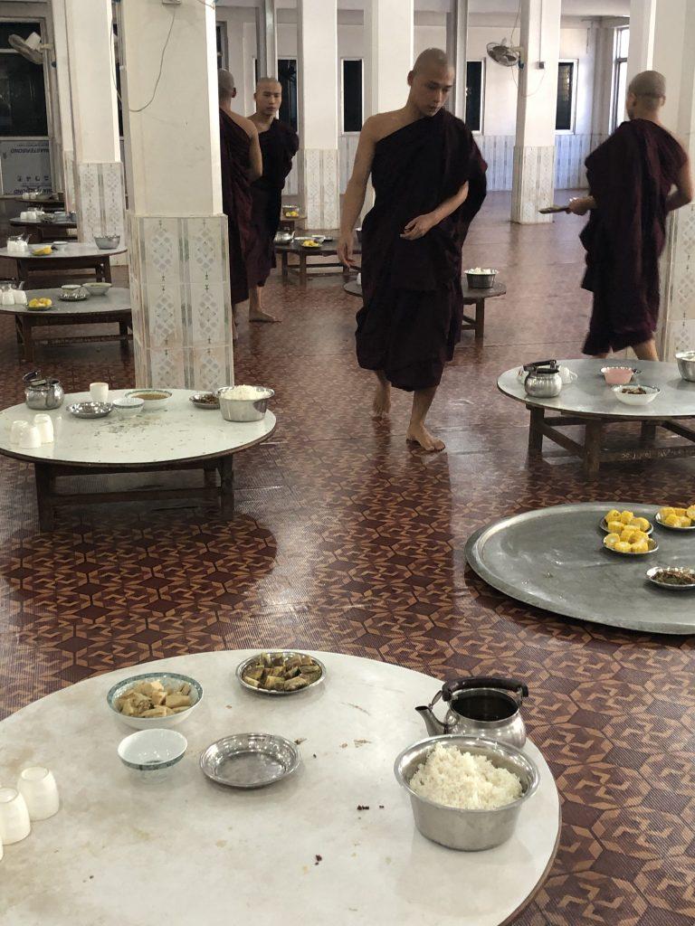Il Monastero di Nyah Khat Wain Kyaung