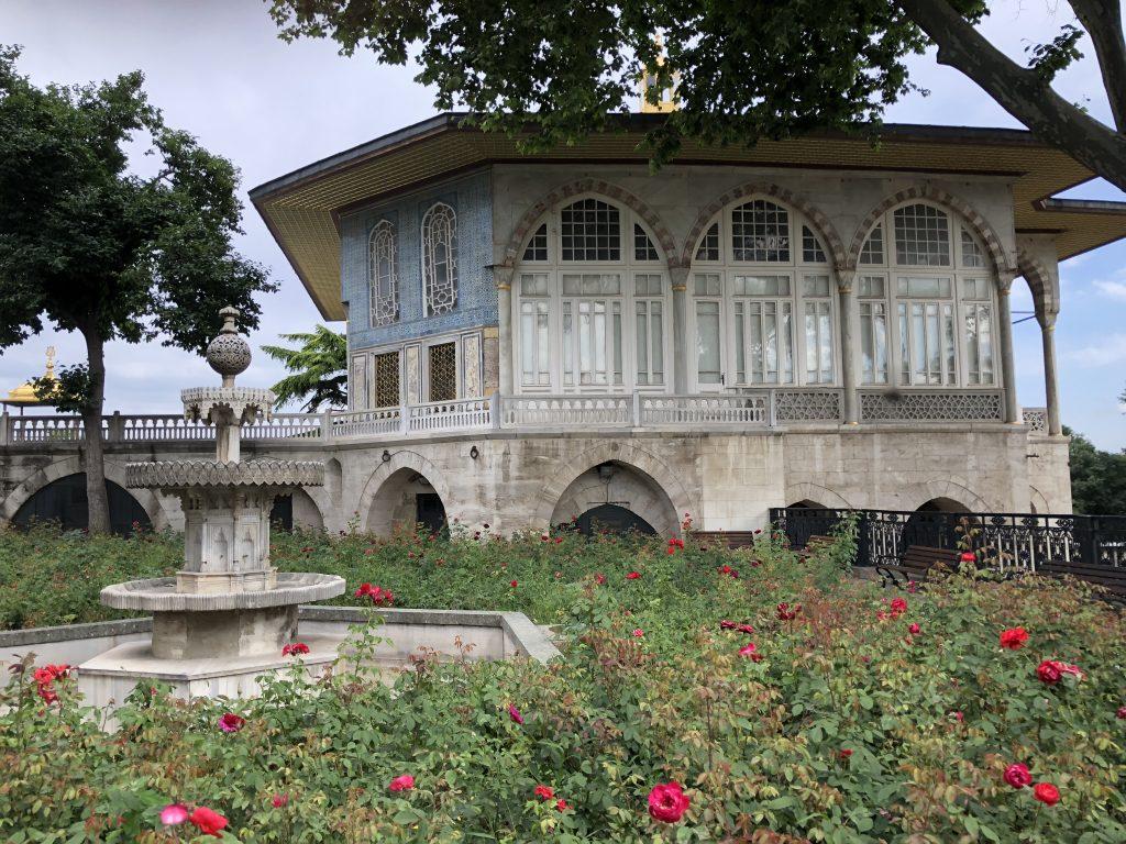 Palazzo Topkapi padiglione di Bagdad