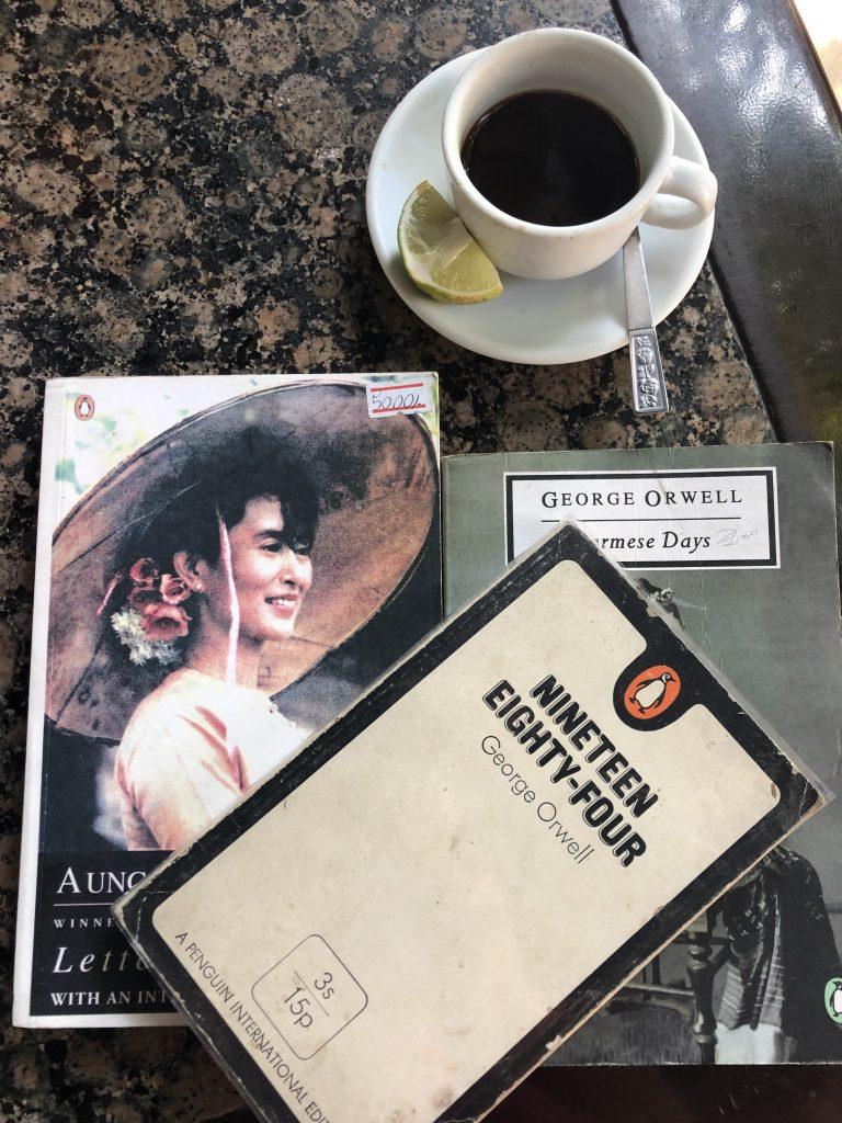 Libri sulla Birmania