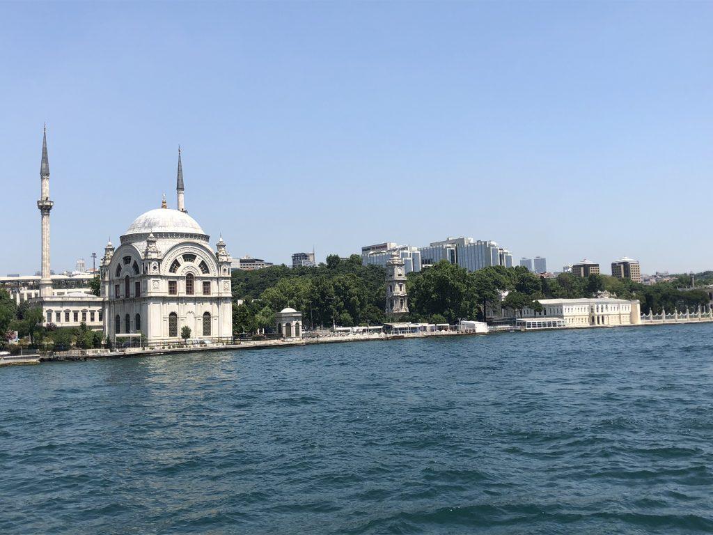 Bosforo I quartieri di Istanbul