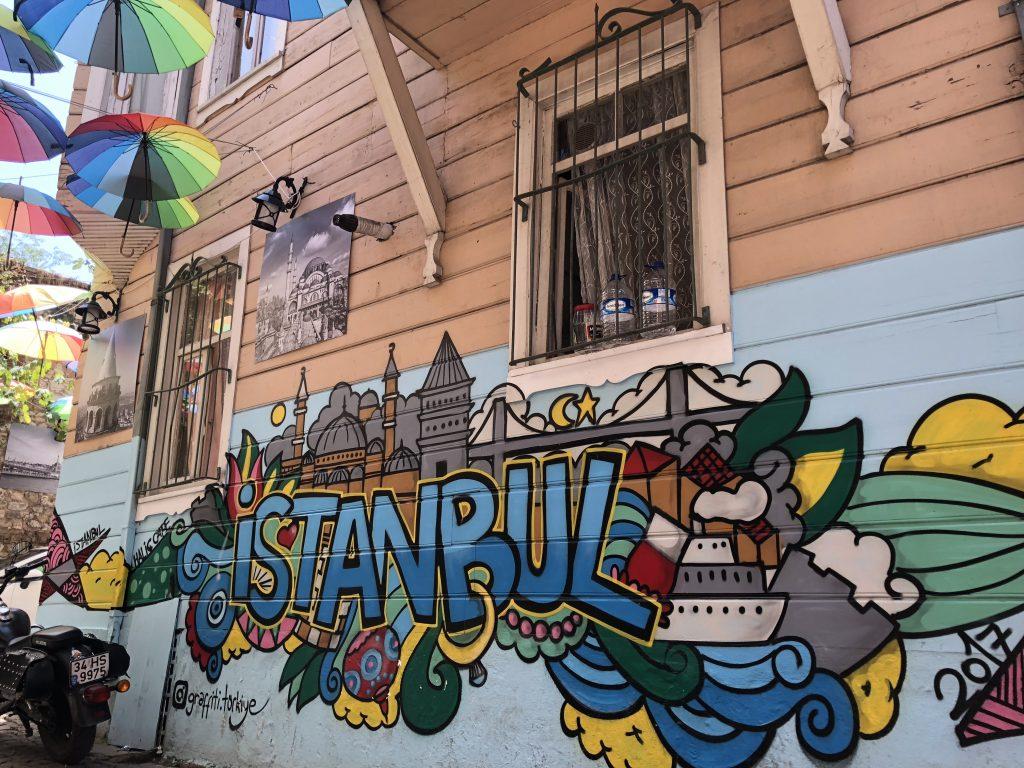 I quartieri di Istanbul