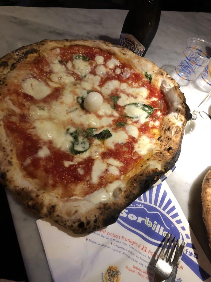 Pizza Sorbillo Napoli
