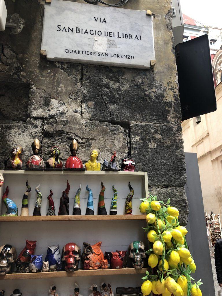 San Biagio dei Librai Napoli