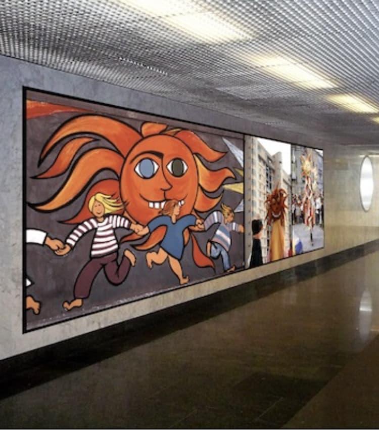 murales Felice Pignataro