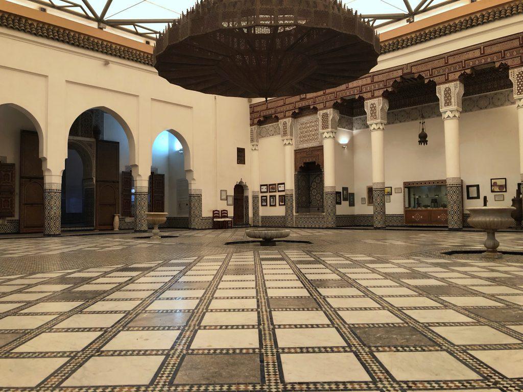 musèe de Marrakech