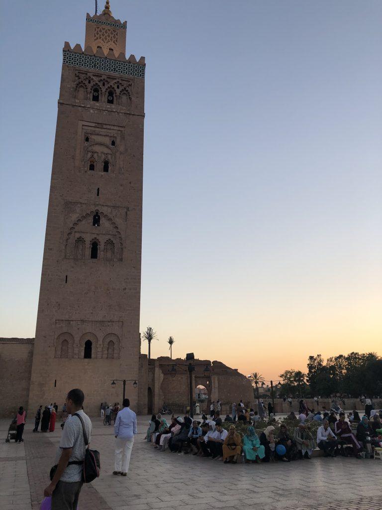 minareto Koutoubia