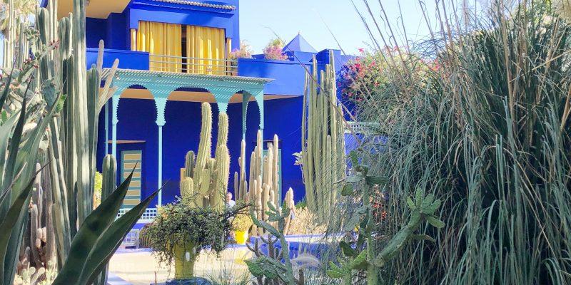 Marrakech Jadin Majorelle