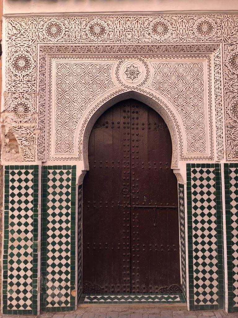 portoni a Marrakech