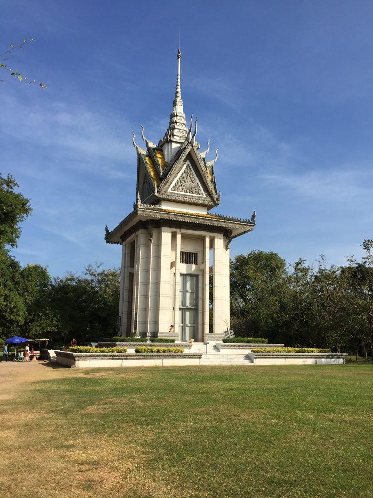 Choeung Ek I Khmer rossi di Pol Pot