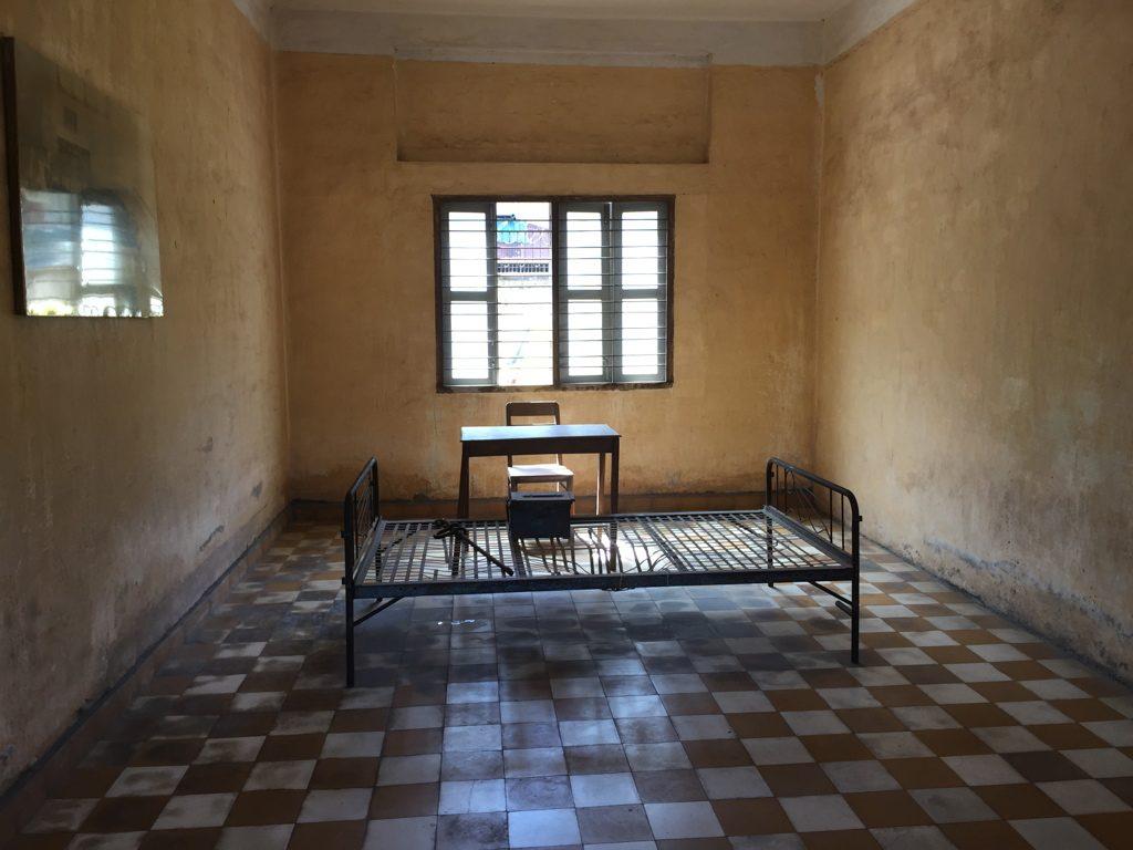 S-21 museo del genocidio