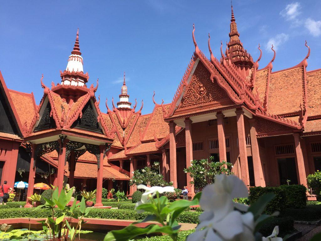 Museo Nazionale Phnom Penh
