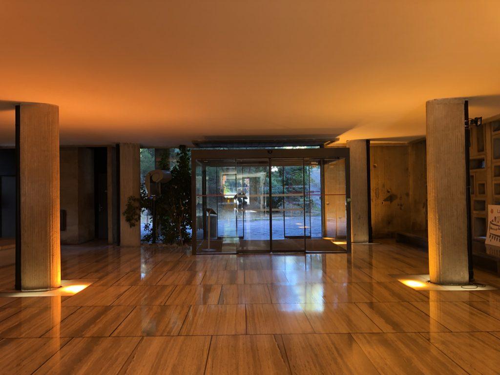 Unitè d'Habitation Le Corbusier Citè Radieuse