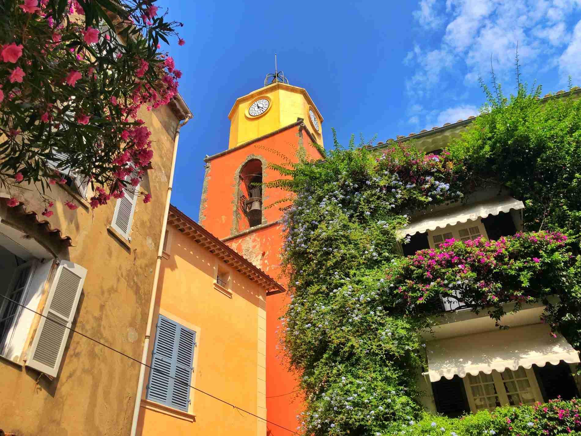 Eglise de Saint Tropez