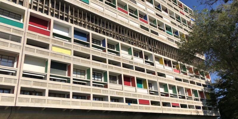 Citè Radieuse Le Corbusier