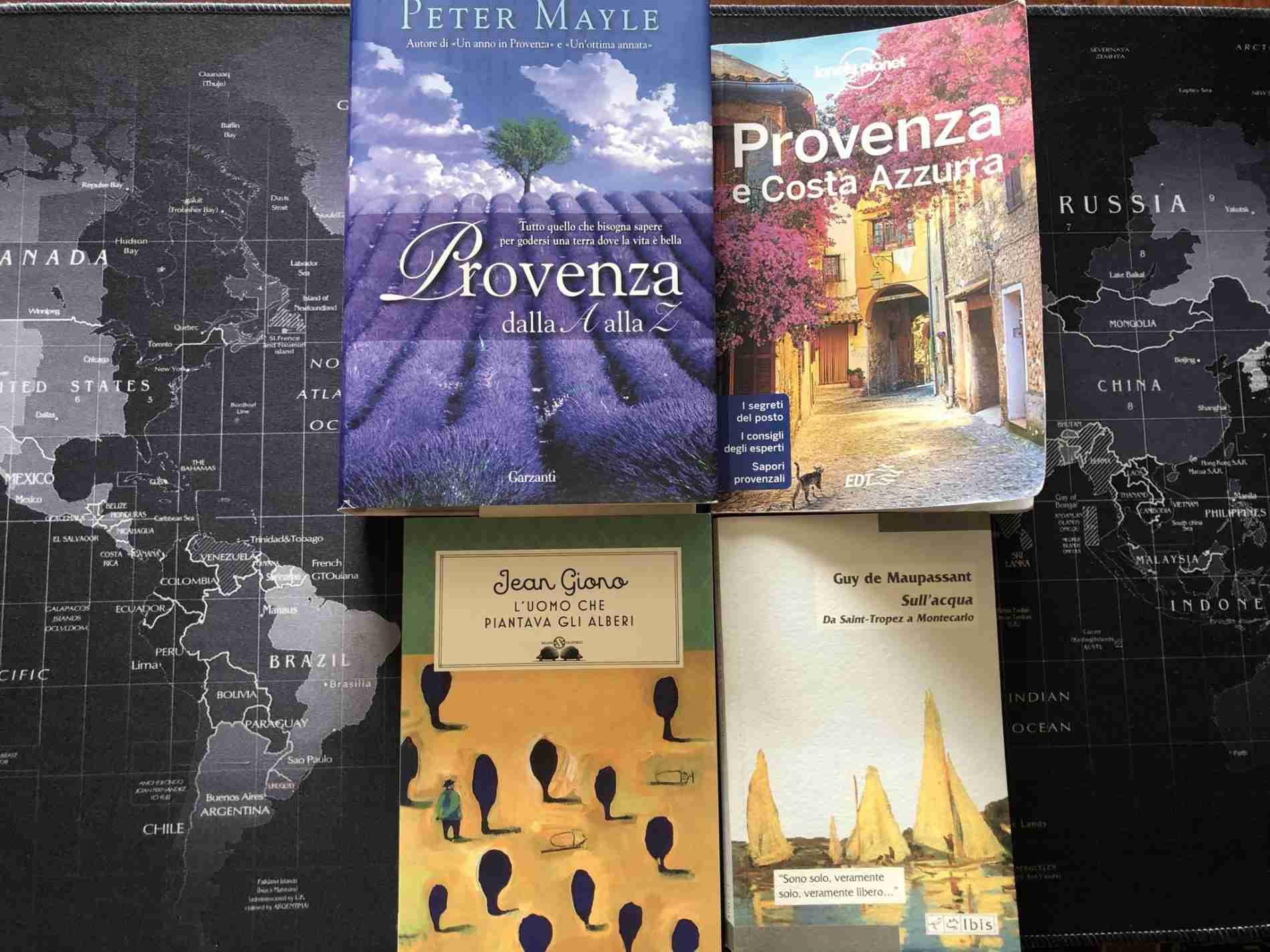 libri sulla Provenza