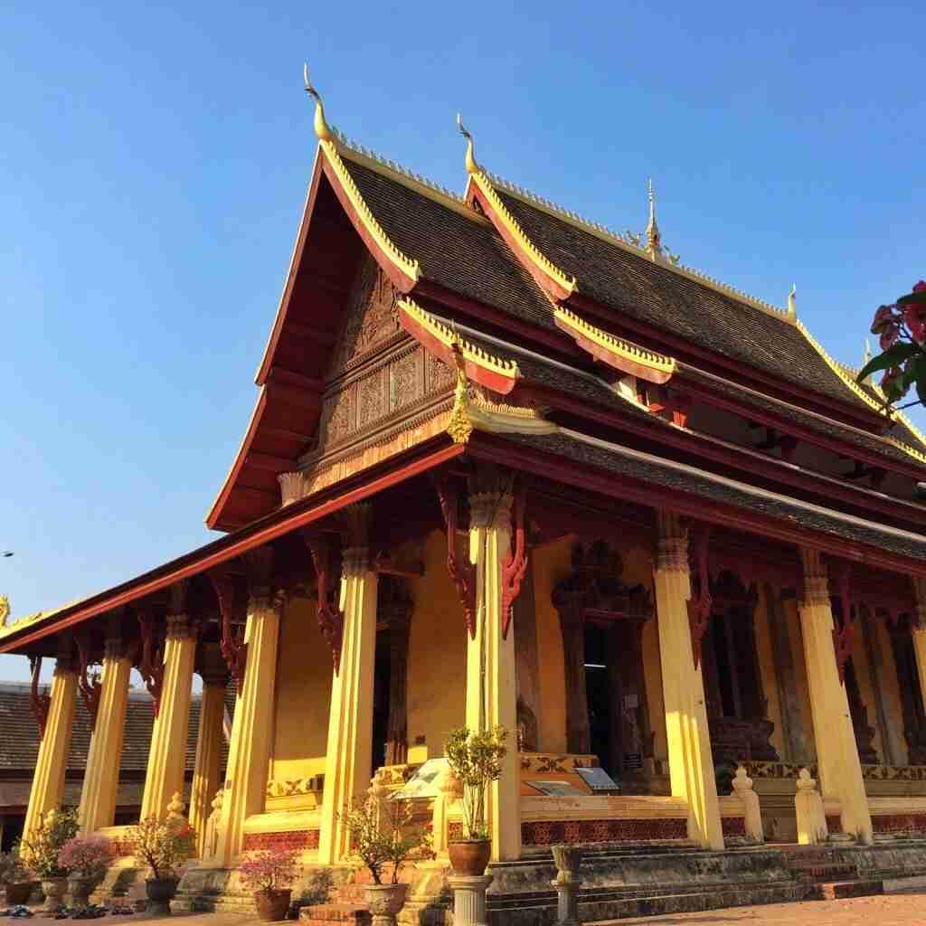 Wat Si Saket Vientiane