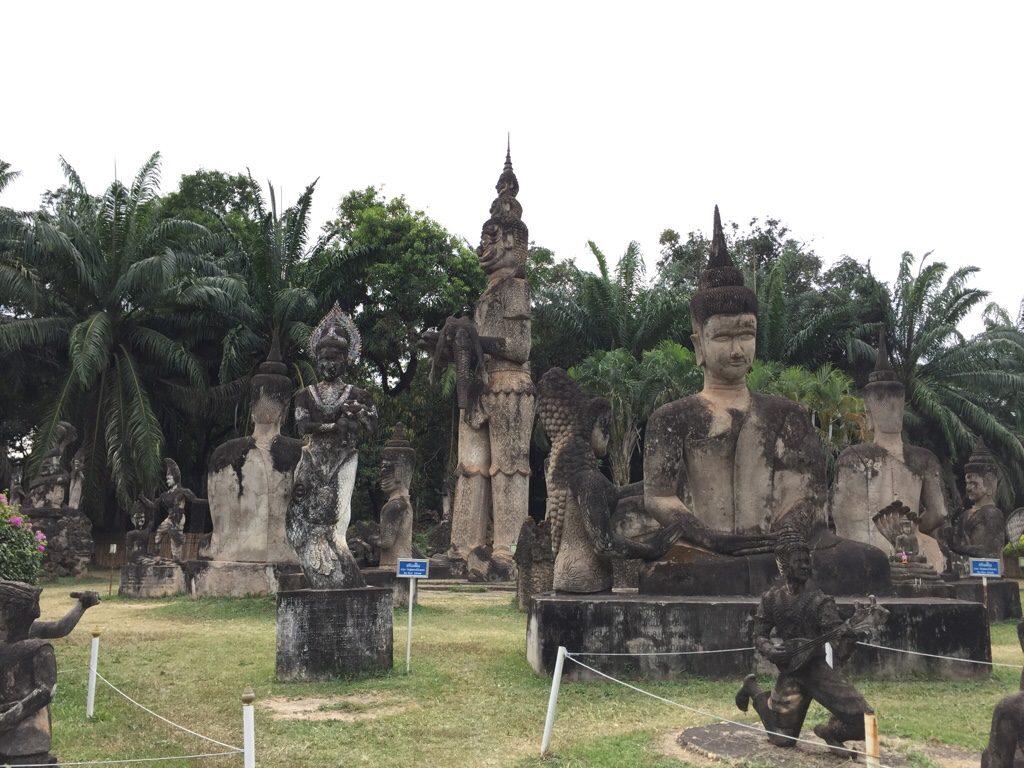 Xieng Khuan Vientiane