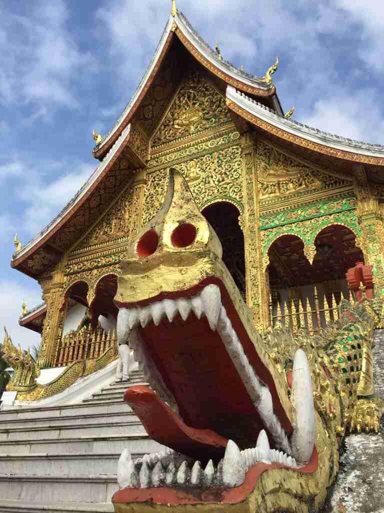 Wat Ho Pha Bang Luang Prabang