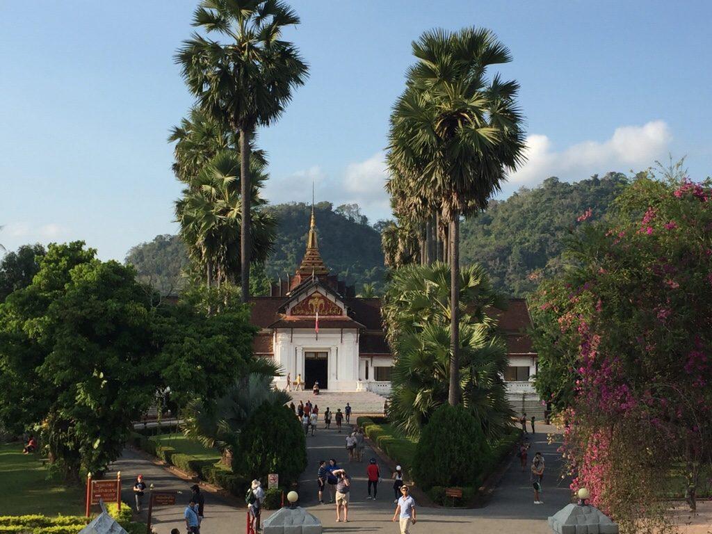 palazzo reale Luang Prabang