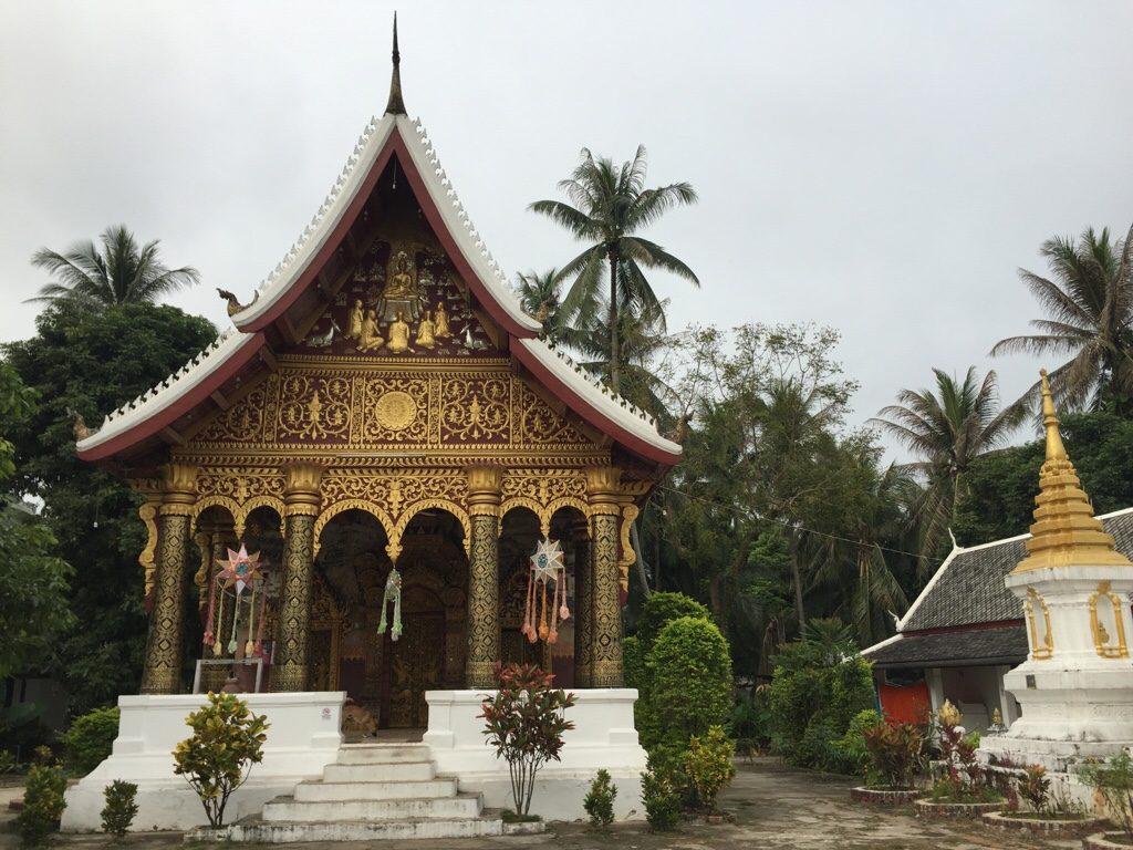Wat Pa Phai Luang Prabang