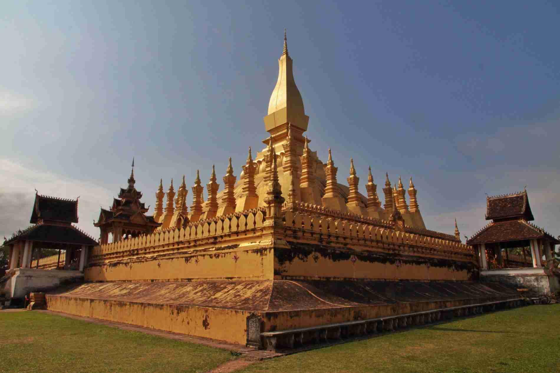 Phra That Luang Vientiane