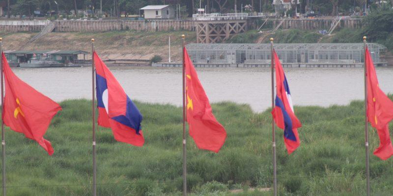 Mekong a Vientiane Laos la guerra segreta