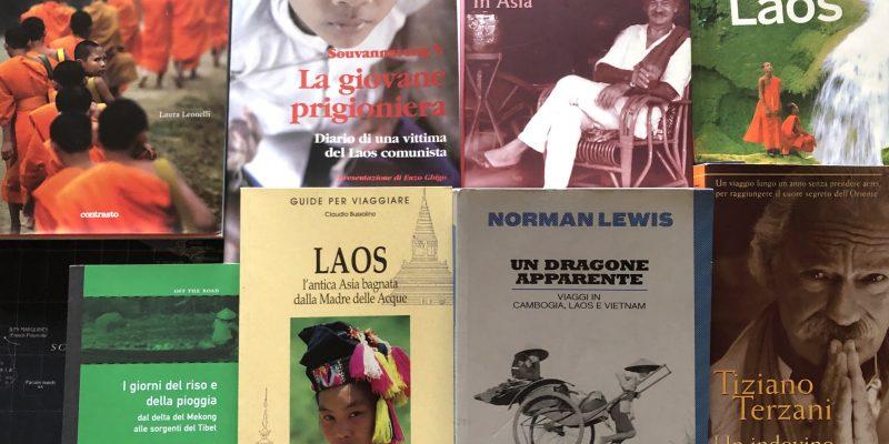 libri sul Laos