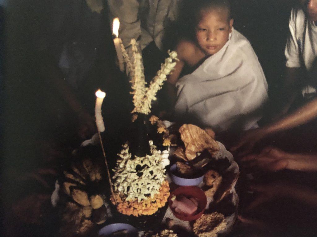 Immagine tratta dal libro Lem. Viaggio iniziatico di un piccolo Buddha di Laura Leonelli