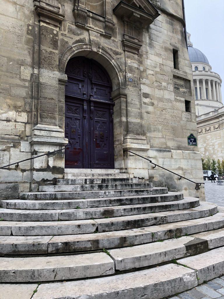 Chiesa di St-Etienne-du-Mont Parigi