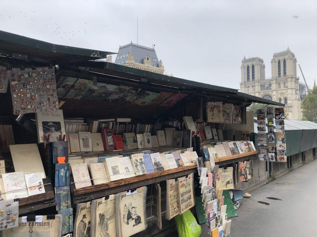 I bouquinistes Parigi