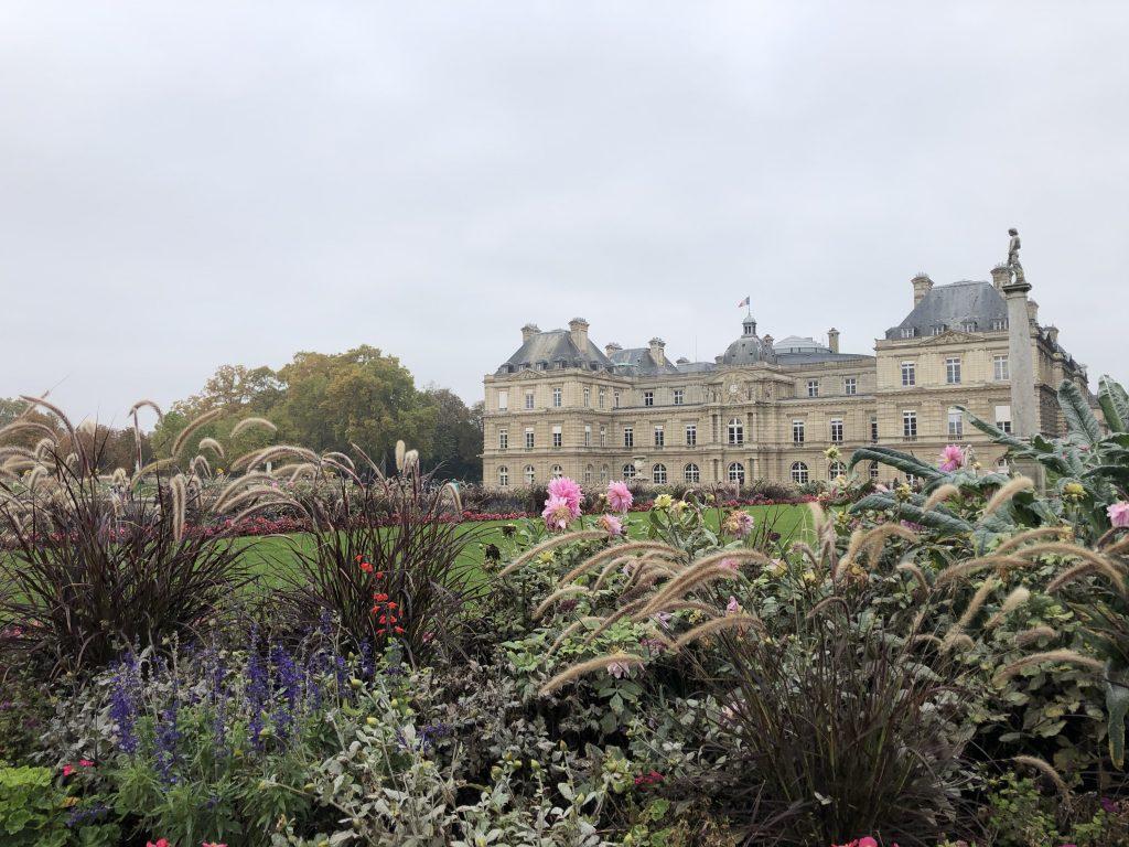I Giardini del Luxembourg