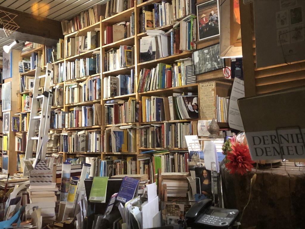 Librarie Ulysse Parigi