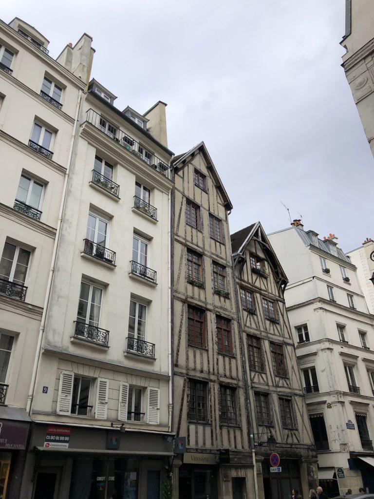 Quartiere Marais Parigi