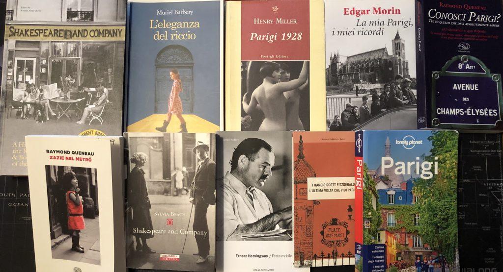 libri su Parigi