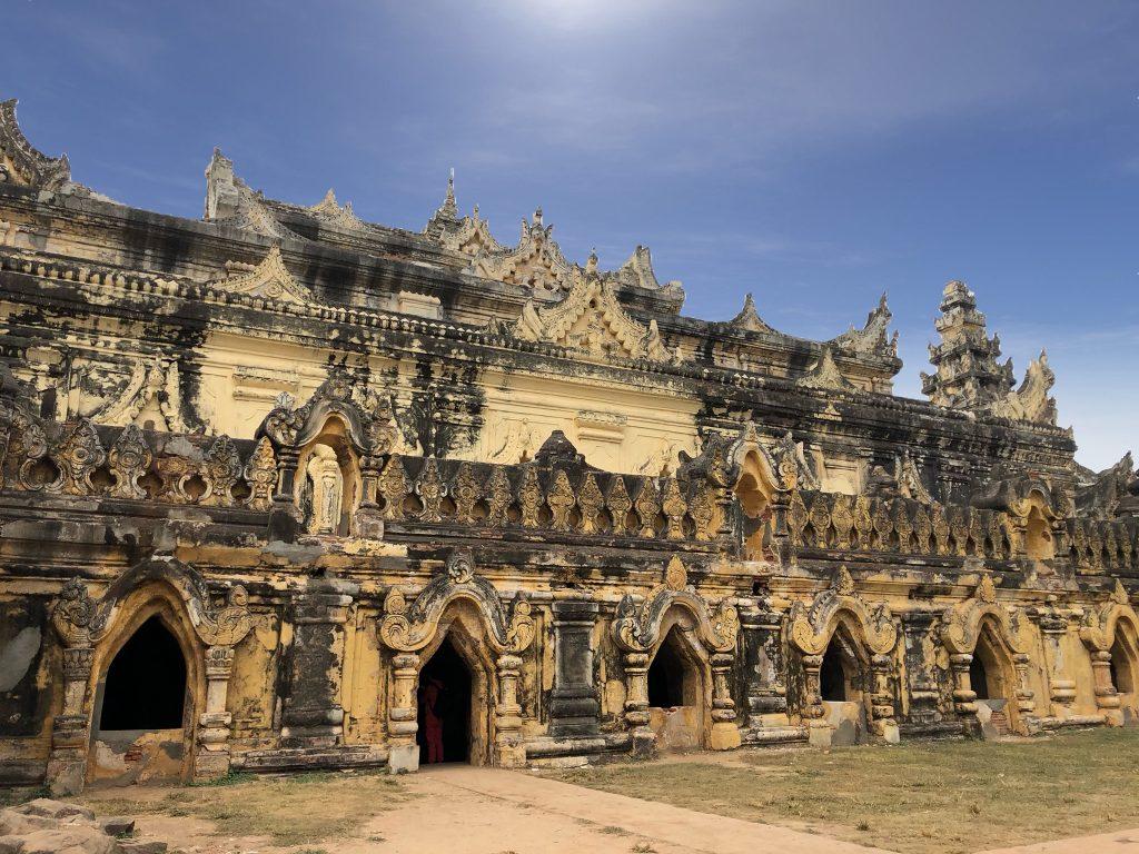 Il monastero di Maha Aungmye Bonzan