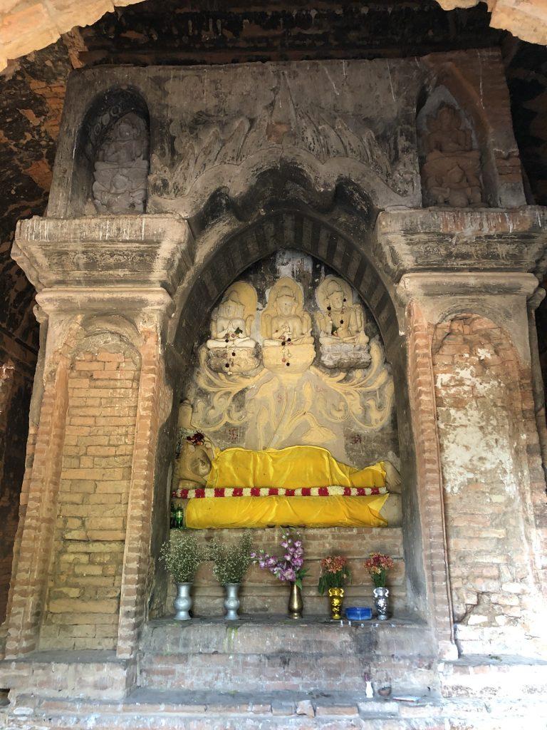 Nat Hlaung Kyaung Bagan