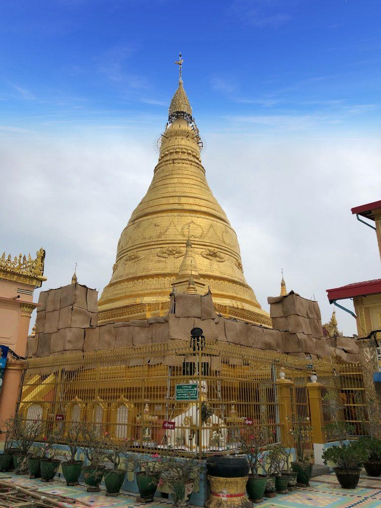 Soon U Pon Nya Shin Pagoda Sagaing