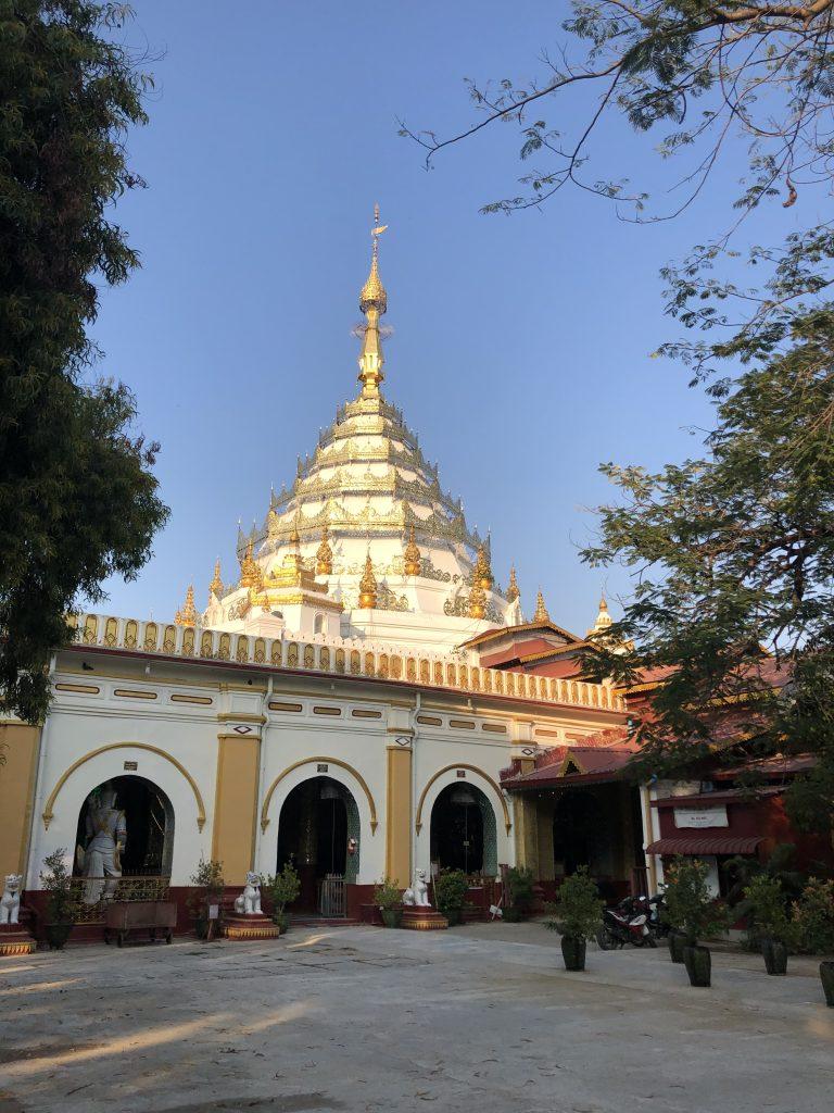 La pagoda di Kyauktawgyi