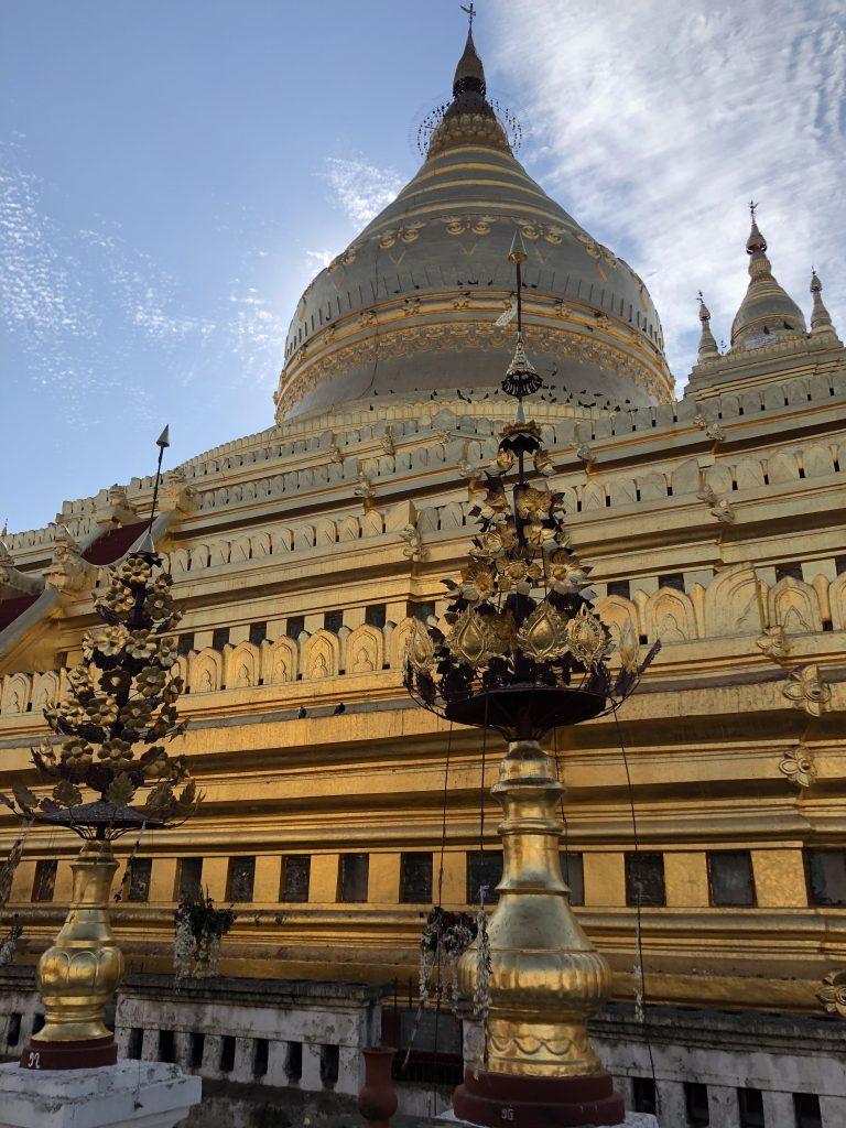 Shwezigon Paya Bagan