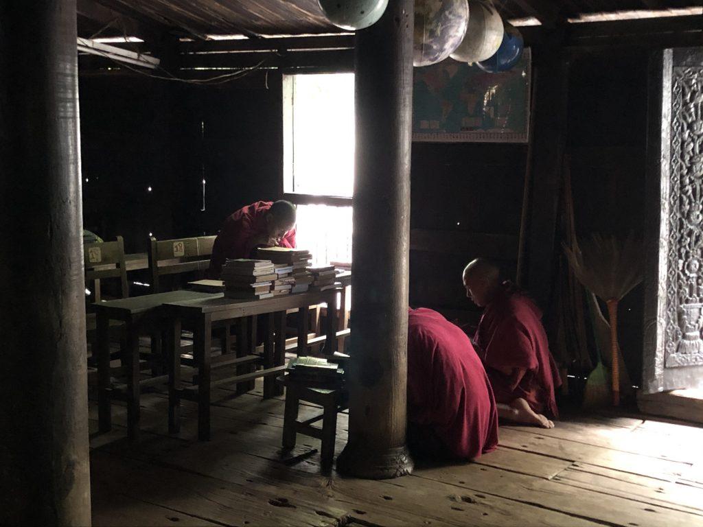 Monastero di Bagaya Kyaung