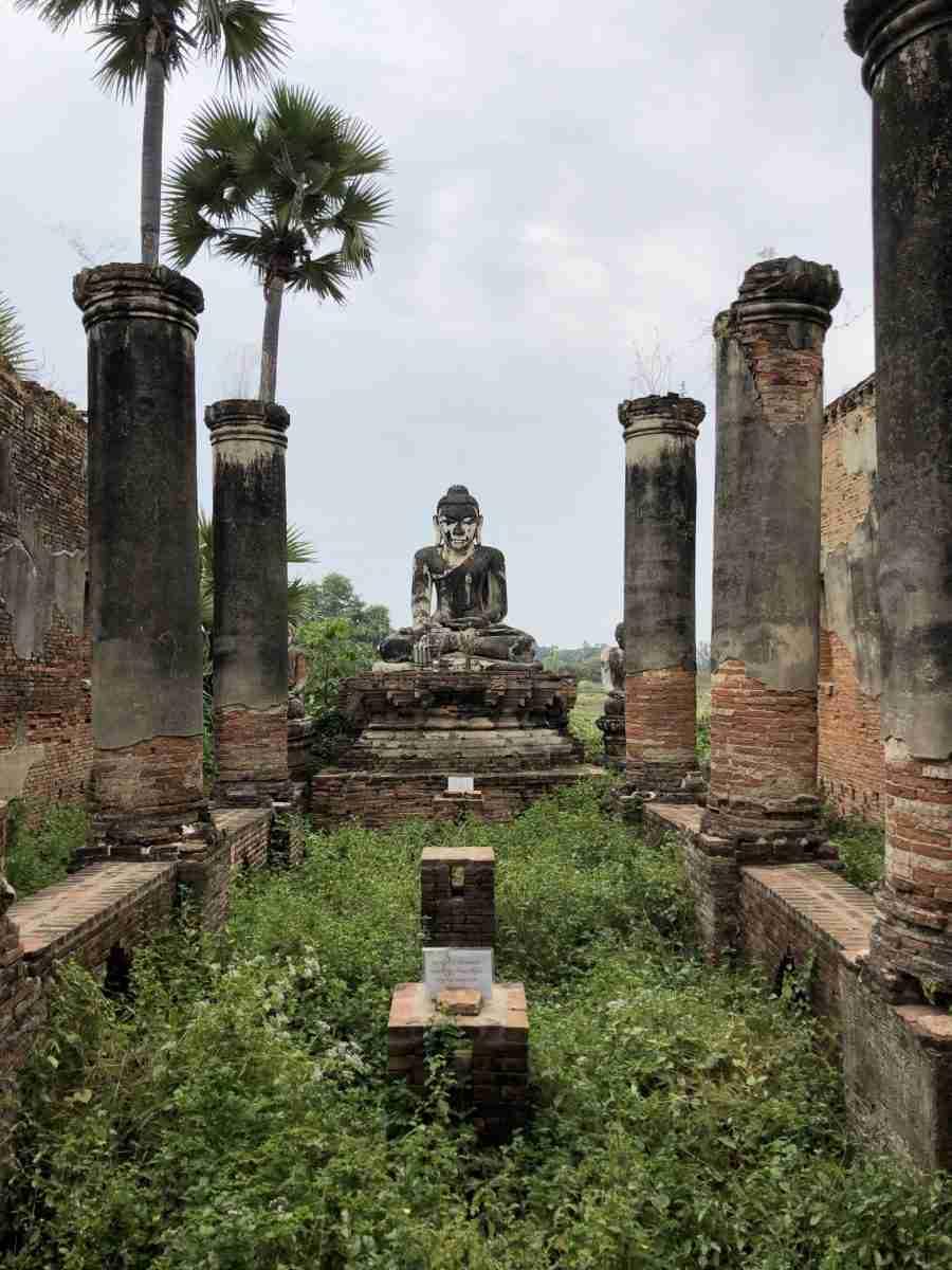 Yadana Hsmee Pagoda Inwa