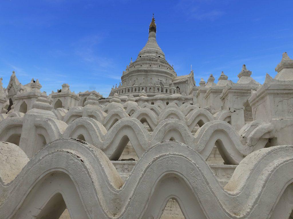 Pagoda di Hsinbyume Mingun