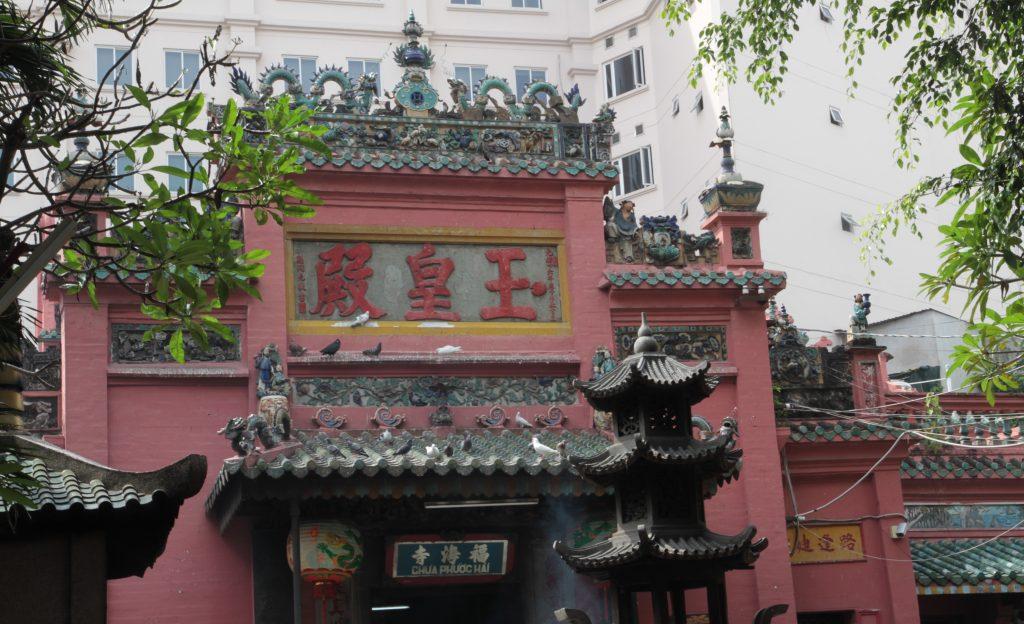La Pagoda dell'Imperatore di Giada Ho Chi Minh