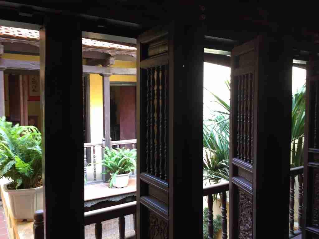 La casa museo di in commerciante di Hanoi