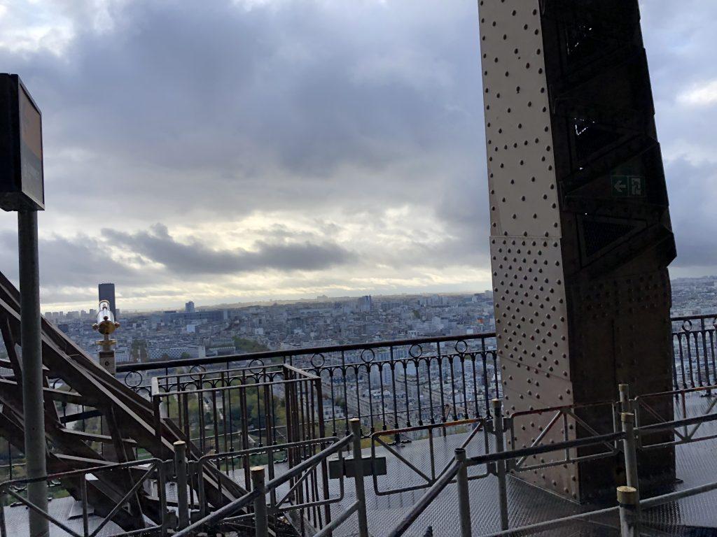 i rivetti della Tour Eiffel