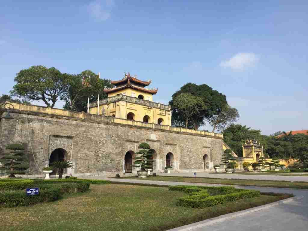 La cittadella imperiale