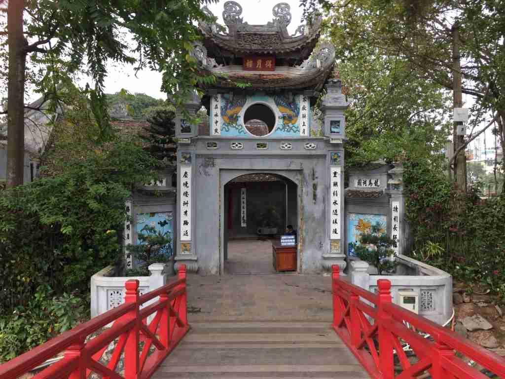 Tempio di Ngoc Son