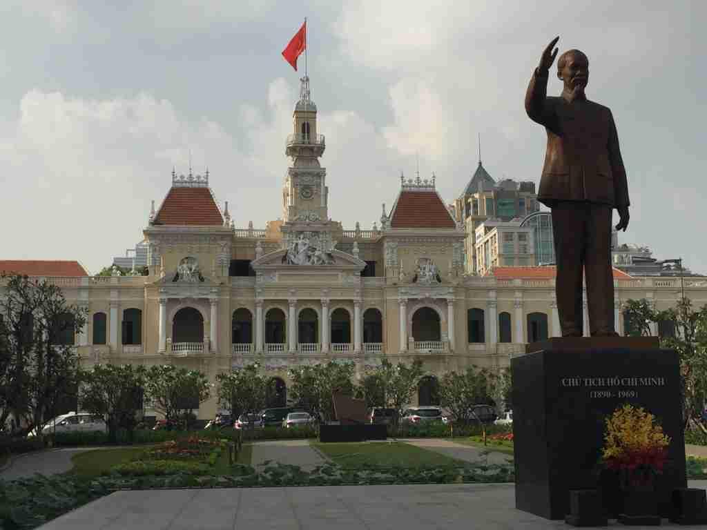 Palazzo del Comitato del Popolo Ho Chi Minh