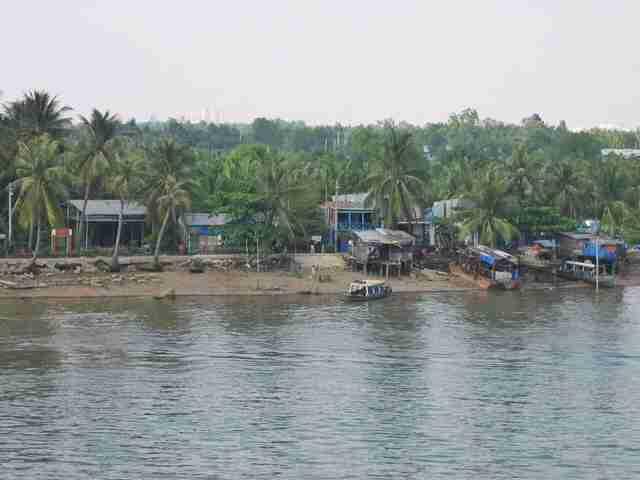 Il fiume Saigon